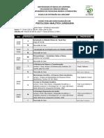 Cronograma Jung 1 Sem 2013