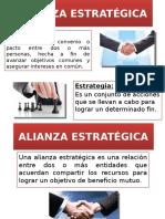 Alianza Estratégica