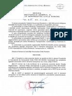 Decizia DG Nr 115 Din 09-02-2015 de Aprobare PIAC AD AACDA
