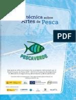 Guia Artes de Pesca