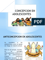 Anticoncepcion en Adolescentes 333