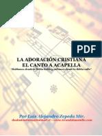 La Adoracion Cristiana y La Musica Instrumental