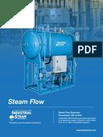Industrial Steam Steam Flow Deaerator