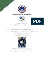 Informe 3 Influcencia Del Campo Magnetico