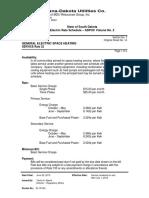 Montana-Dakota-Utilities-Co-SD---General-Electric-Space-Heating-Service