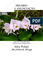 Alex Polari - Nova Anunciacao - Grafica