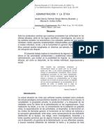 02) Estrada García, R.; Monroy Alvarado, G. S.  Cortés Cortés, M. (2002). La administración y la ética en Administración y Organizaciones. Núm. 8, pp. 131-145.pdf