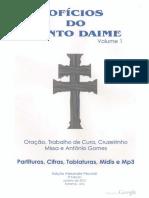 Oficios Do SantoDaime V1