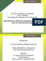 Examen Doctoral. Presentación
