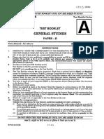 General Studies II