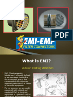 Emiemp Filter Connectors