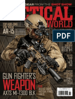 Tactical World - Spring 2016
