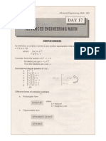 1001 Solved Problems in Engineering Mathematics [Day 17 Advance Engineering Math]