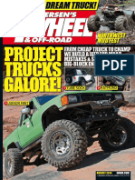 4 Wheel & Off Road - August 2014 USA