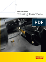Sandvik Metal Cutting Technology Training Handbook