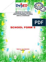 Labels and Front Cover Pages for School Reports (Editable) (1)