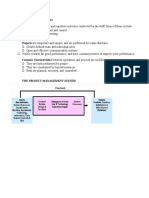 Project Management Handout