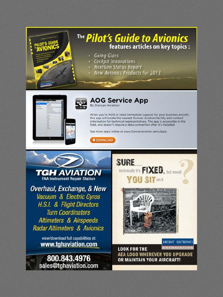 7639f2a3c58 Pilot s Guide to Avionics 2013-2014