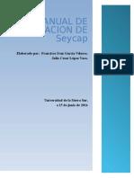 Manual de Instalación de SEYCAP