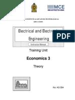 AS054 Economics 3