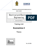 AS053 Economics 2