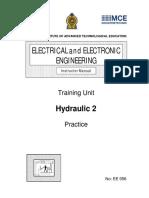 EE056 Hydraulic 2 Pr Inst