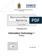 EE120 Information Technology 1