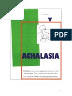 achalasia