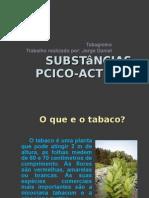 Substâncias pcico-activas