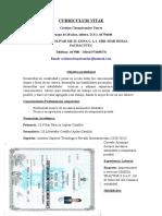 Curriculum VitaeCRIS