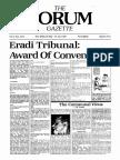 The Forum Gazette Vol. 2 Nos. 10 & 11 May 20-June 19, 1987