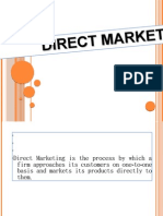 Session 29 Direct Marketing