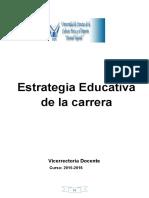 Estrategia Eduactiva 2015-16 13-12-2015