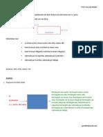 Problema Resuelto con Estructuras y Acoplamiento de Datos Básicos en C++
