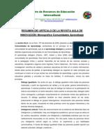resumen_aula_innovacion_diciembre_2009_comunidades_aprendizaje
