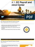 OpenSAP Sf2 Global Payroll & Benefits