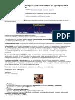 Guia de Estudio de Los Antifungicos