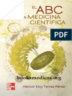 El ABC de la Medicina Científica