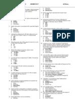 Comms 1 - Modulation Answers