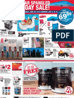 Seright's Ace Hardware Star Spangled 5 Day Sale