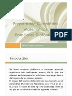 Diofanticas