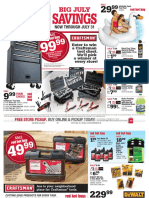 Seright's Ace Hardware July 2016 Red Hot Buys