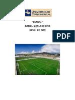 Futbol Merloch Secc Bh-1006