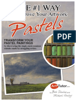 Number One Way to Improve Your Artwork Pastels