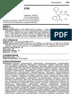 Propoxyphene