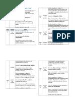 Agenda Das Defesas Civil 2016 - 06 de Junho