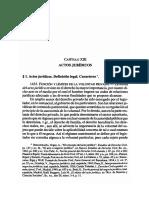Llambias, Jorge J - Tratado de Derecho Civil Parte General - Tomo II - ACTOS JURÍDICOS