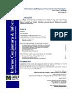 Conjuntura e Informação ANP 65