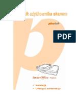 Scanner - plustek pn2040