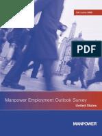 power Employment Outlook Survey